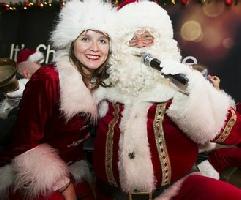 kerstman kerstfeest